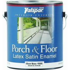 Interior And Exterior Latex Porch & Floor