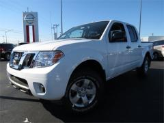 2012 Nissan Frontier Car
