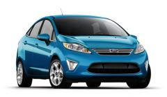 2013 Fiesta Sedan Titanium Car