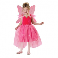 Totally Ghoul Pink Pixie Fairy Girl Halloween