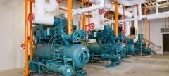 Frick® Industrial Refrigeration for Food &