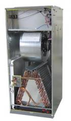 Air Handler with Optimal Electric Heat