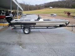 Alweld 1652 JC Jet Boat