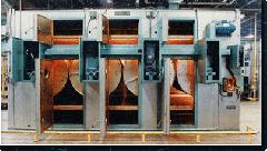 Reel Suction Dryer
