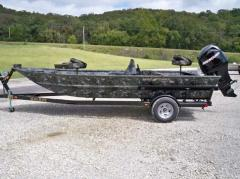 2012 860LDBR War Eagle Boat