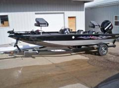 2012 18 HP Stinger & Trailer Boat