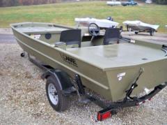 2012 RX1860SC Roughneck Boat