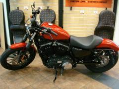 2013 H-D® XL883N Sportster® Iron 883™