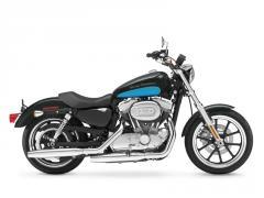 2012 H-D® XL883L Sportster® 883 SuperLow®