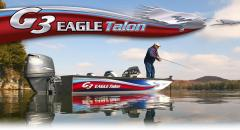 Eagle Talon 17 DLX Boat