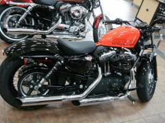 2012 H-D® XL1200X Sportster® Forty-Eight®