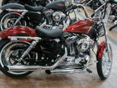 2012 H-D® XL1200V Sportster® Seventy-Two™