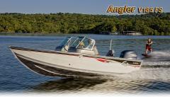 Angler V185 FS Boat