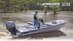 Gator Tough Deluxe Center Console Tunnels Boat