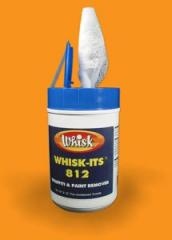 Whisk-Its 812 Graffiti Cleaner and Paint Remover