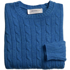 Johnstons of Elgin Cashmere Sweater