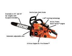Chain Saws CS-400