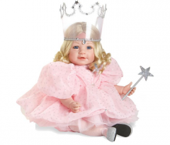 The Wizard Of Oz Glinda The Good Witch 18 inch Play Doll