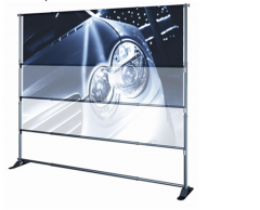 Grand Format Banner Stand