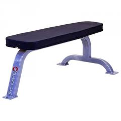 Flat Bench with Wide Tapered Top, QWT-126