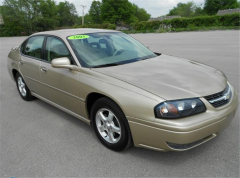 2005 Chevrolet Impala LS Vehicle