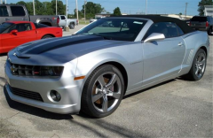 2012 Chevrolet Camaro Convertible 1SS Vehicle
