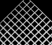 "T Premium 1/2"" (13mm) cube plastic louvers"