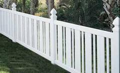 Countess Vinyl Fence