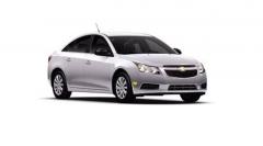 2013 Chevrolet Cruze Sedan ECO Vehicle