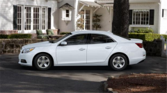 2013 Chevrolet Malibu 1LT Vehicle