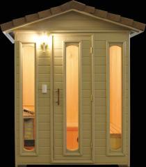 OD-300 Outdoor Sauna