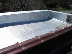 Aluminum Economy Roof Coating