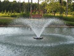 Kasco 3/4HP Fountain, 3400VFX
