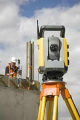 Construction Robotic Total Stations