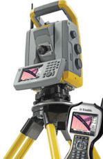 Trimble S6 with VISION Robotic Total Stations