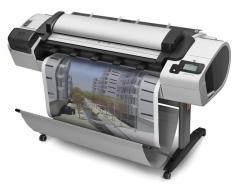 HP T2300 eMFP Large Format Plotter