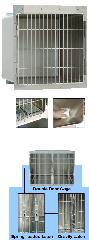 Modular Cage Units