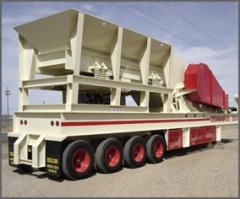 Cedarapids 3054 Portable Jaw Crusher