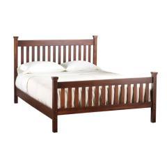 Great Slat Bed #5596Q