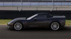 2013 Chevrolet Corvette 427 1SA Vehicle