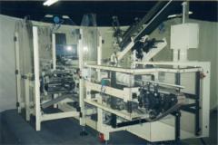Model 180 Cartoning Machine