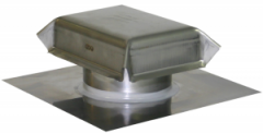 Stainless Steel Roof Vents, Round Wall Vents,
