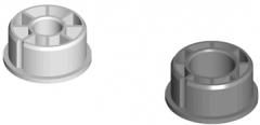 Flanged and Cored Bearings