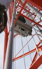 Broadcast Tower Elevator Control System