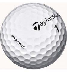 TaylorMade TP Black Practice Balls