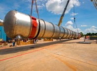 Distillation Columns - Absorption Columns