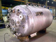 Pressure, Lined & Explosion Clad Vessels