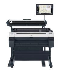 Large Format Printer Canon iPF755 MFP