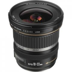 Canon 10-22mm F/3.5-4.5 Lens