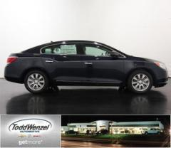 Buick LaCrosse 4DR SDN CONVENIENCE FWD